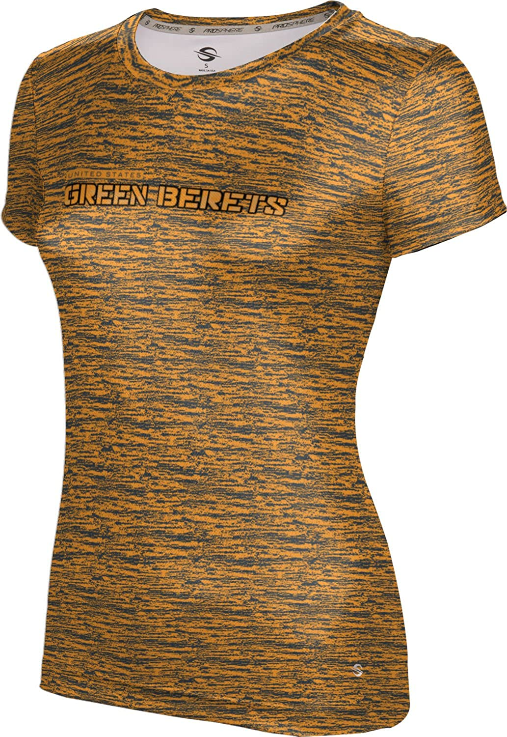 ProSphere Women's Green Berets Military Brushed Tech Tee