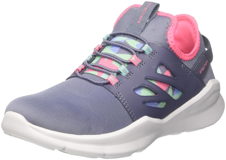 Skechers Girls' Street Squad Slip on Sneaker
