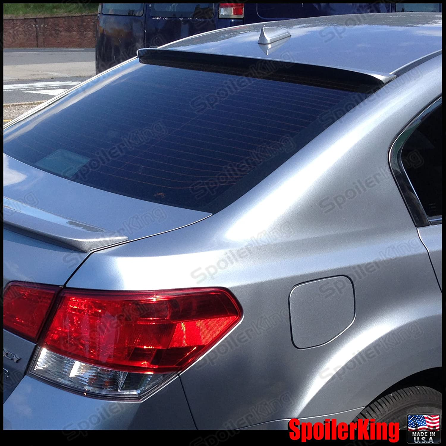 Awesome Amazon.com: Subaru Legacy 2010 2015 Rear Window Roof Spoiler (284R):  Automotive