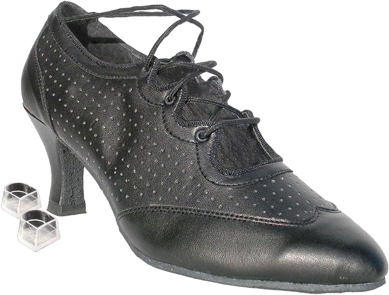 d280d6067348 good Very Fine Women s Salsa Ballroom Tango Latin Dance Shoes 6823 Bundle - Shoe  Heel Protectors