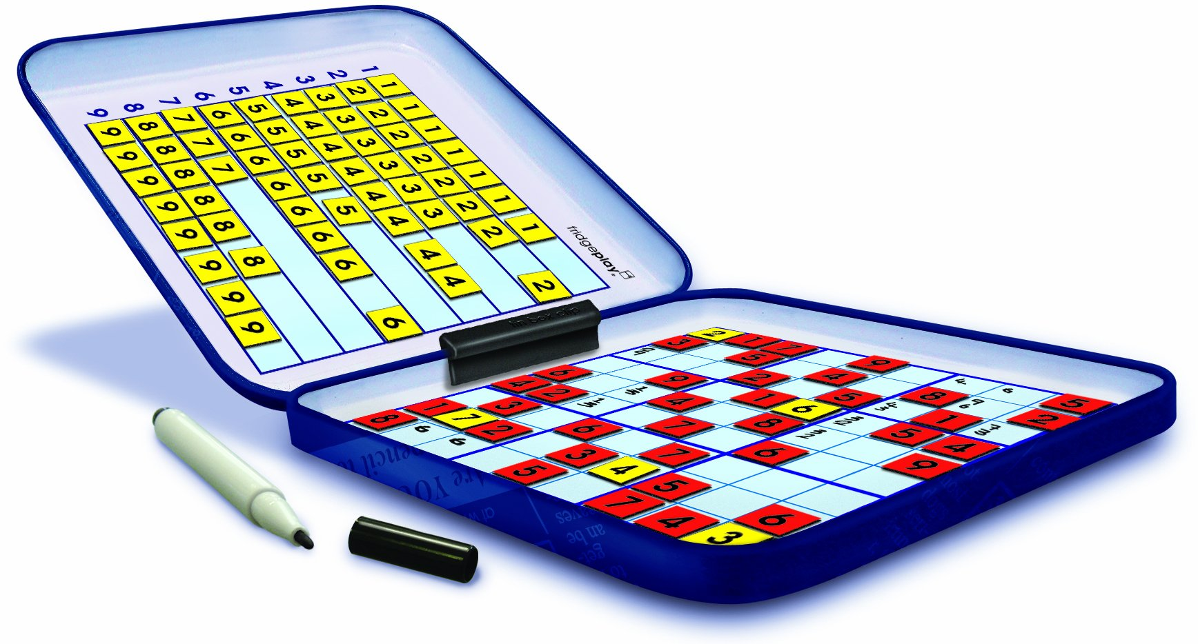 Magnetic Sudoku Travel Game