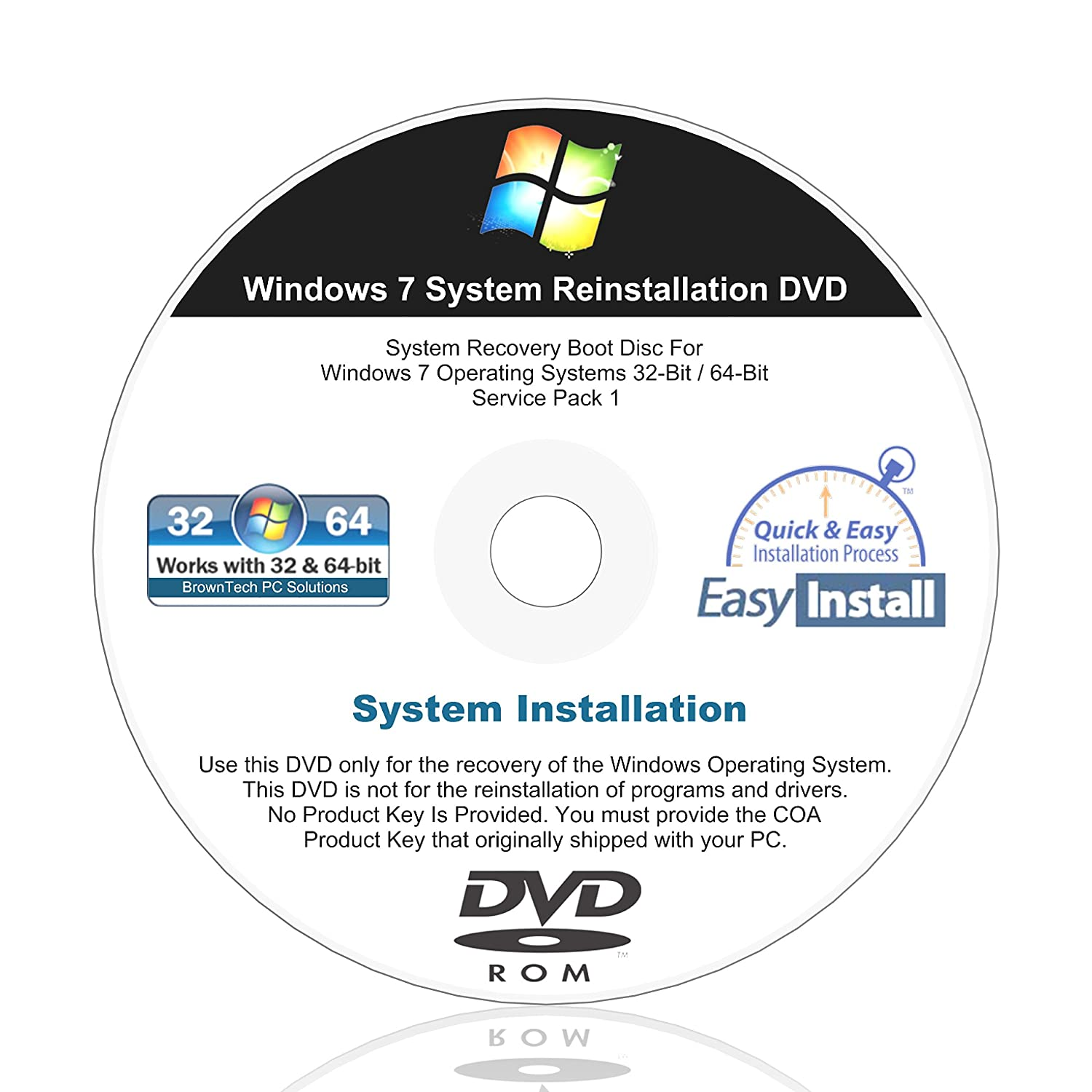 windows 7 professional sp1 64bit amazon
