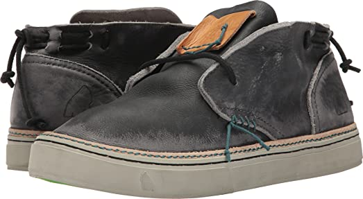 Satorisan Men's Antai-Vaquero Leather Black 42 (US ...