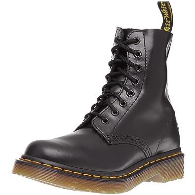 Dr. Martens Pascal, Boots femme - Noir (Black Buttero), 36 EU