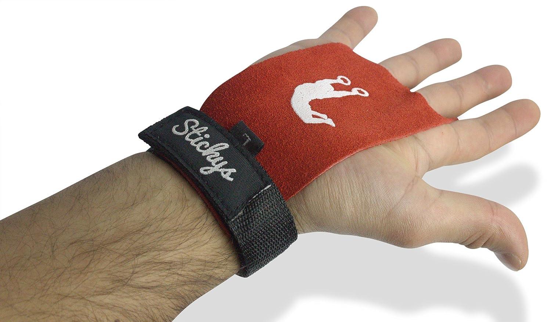 STICKYS - Protección de palmas y manos para Crossfit, Gimnasia, Levantamiento de Pesas, Lifting, Fitness, Fisiculturismo, Powerlifting | Alternativa de ...