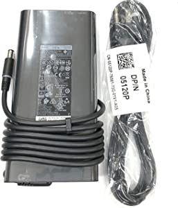New Version Slim Dell 240 Watt Replacement AC Adapter for Dell Precision 7730 P/N: KJXPP 450-AHHE