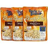 Uncle Ben's Whole Grain Brown Ready Rice Pouch, 8.8 oz, 3 pk
