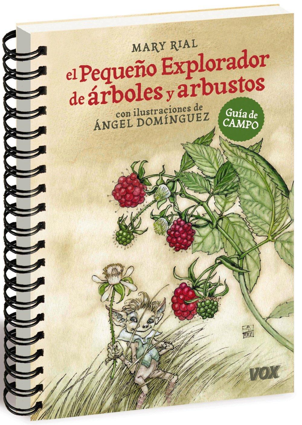 Pequeño Explorador árboles Vox - Infantil / Juvenil - Castellano - A Partir De 5/6 Años - Guías De Campo: Amazon.es: Aa.Vv.: Libros
