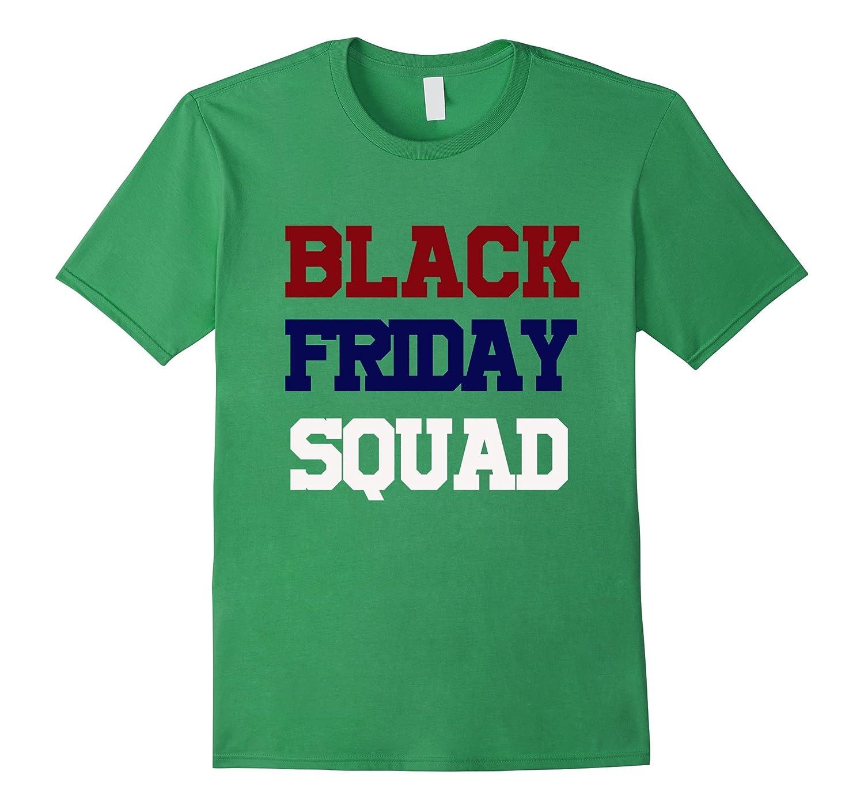Black Friday Squad T-shirt Gift-CL