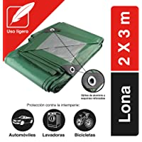Santul 5464 Lona Premium, Verde, 2 x 3m