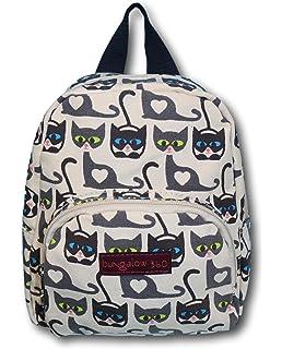 e0f3eed989ec Bungalow 360 Kids Mini Backpack (Cat)