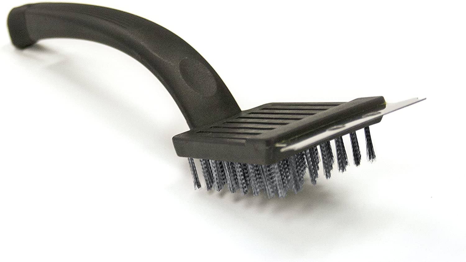 """Grillpro 70255 18/"""" Grill Brush With Heavy Duty Hardwood Handle"""