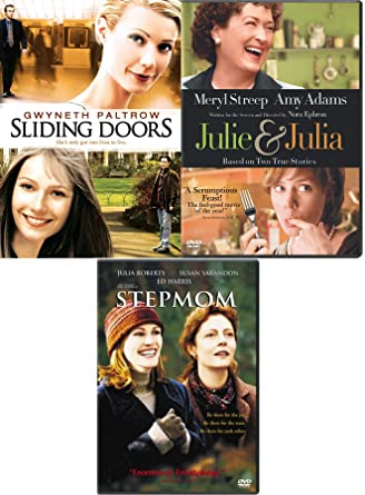 Two Sides Triple Pack Movie Collection - Stepmom Julie