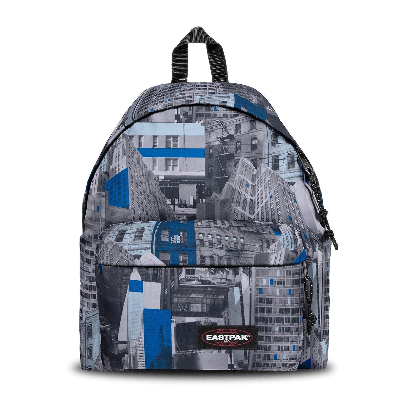 MultiCouleure (Chrobleu)  Eastpak Padded PAK'R Sac à Dos Loisir, 40 cm, 24 liters, Bleu (Minigami Planes)