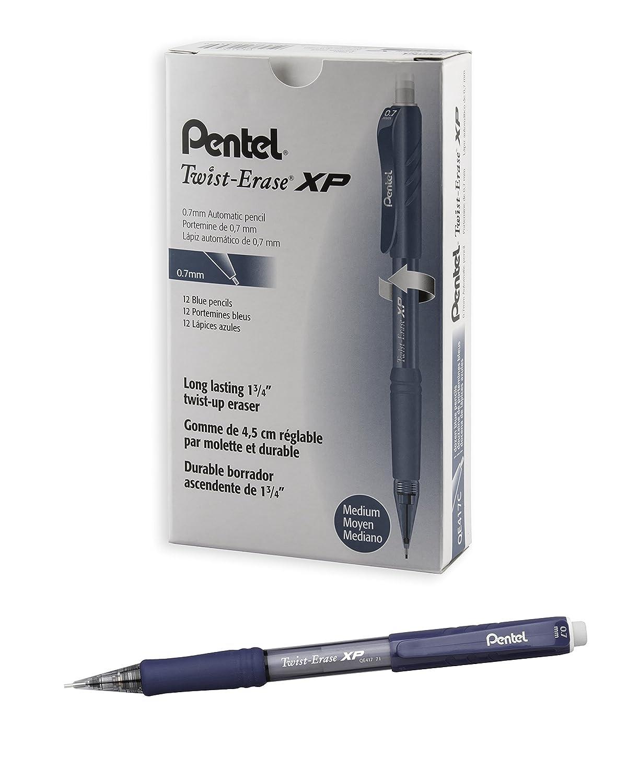 Pentel QE417C mechanische Bleistifte, 12 Stück, Blau, Grau, 12 Stück B0026ZPWTG | Neuheit Spielzeug