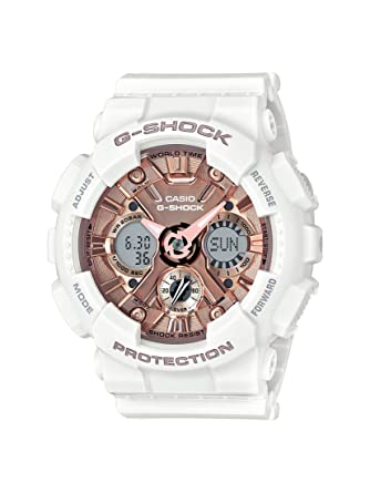 190795082e302 Casio Women s  G Shock  Quartz Stainless Steel and Resin Casual Watch