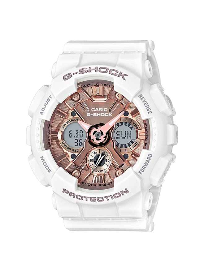 Amazon.com: G-Shock GMA-S120MF-7A1CR - Zapatillas de deporte ...