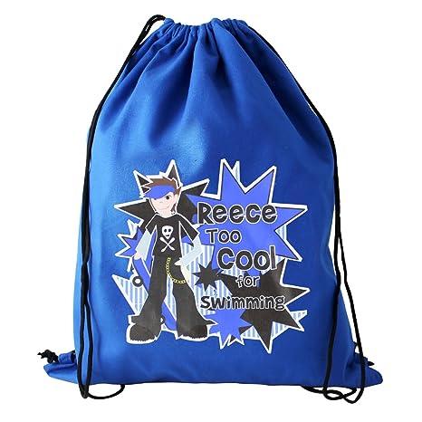 Bolsa de tela para natación de regalos para niños Too Cool ...