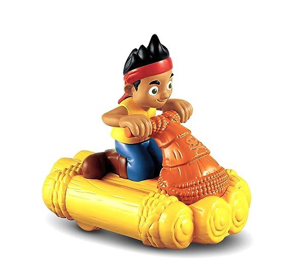 Mattel X0466 - Fisher Price Jake und Die Nimmerland-Pirate Wasserscooter