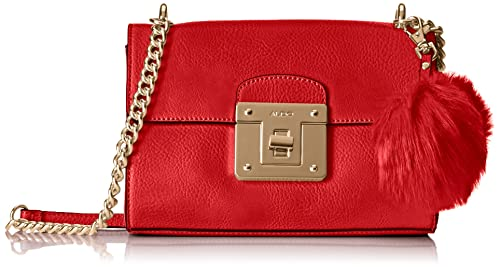 ALDO CHIRADE, Clutch para Mujer, Rojo (Red/62), 8x13x20 cm