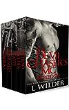 Devil Chaser's MC Romance Boxed Set (English Edition)