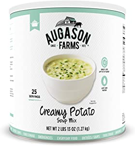 Augason Farms Creamy Potato Soup Mix 2lbs 13oz