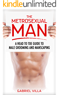 Metrosexual manscaping