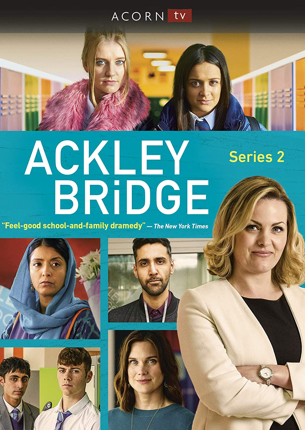 Ackley Bridge: Series 2