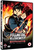 Fullmetal Alchemist Brotherhood Vol 2 (Eps 14-26) [DVD]
