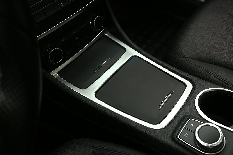 Matt Interior Storage box Inside Cover Trim 1pcs For Benz A Class W176 2013-2017