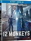 12 Monkeys - Saison 2 [Blu-ray]