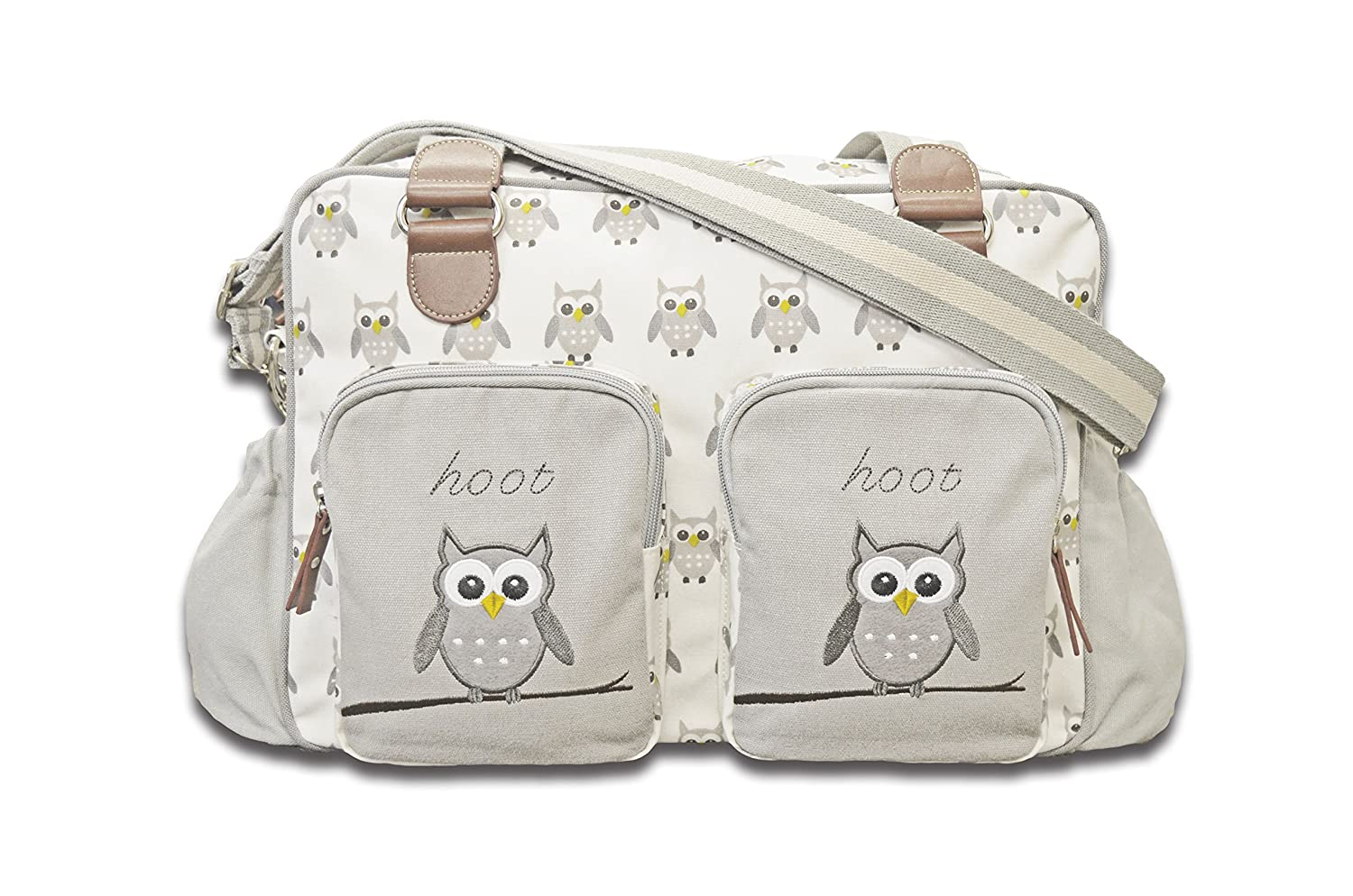 Cuddles Collection Me and Mummy Hoot Hoot Changing Bag CCU11006