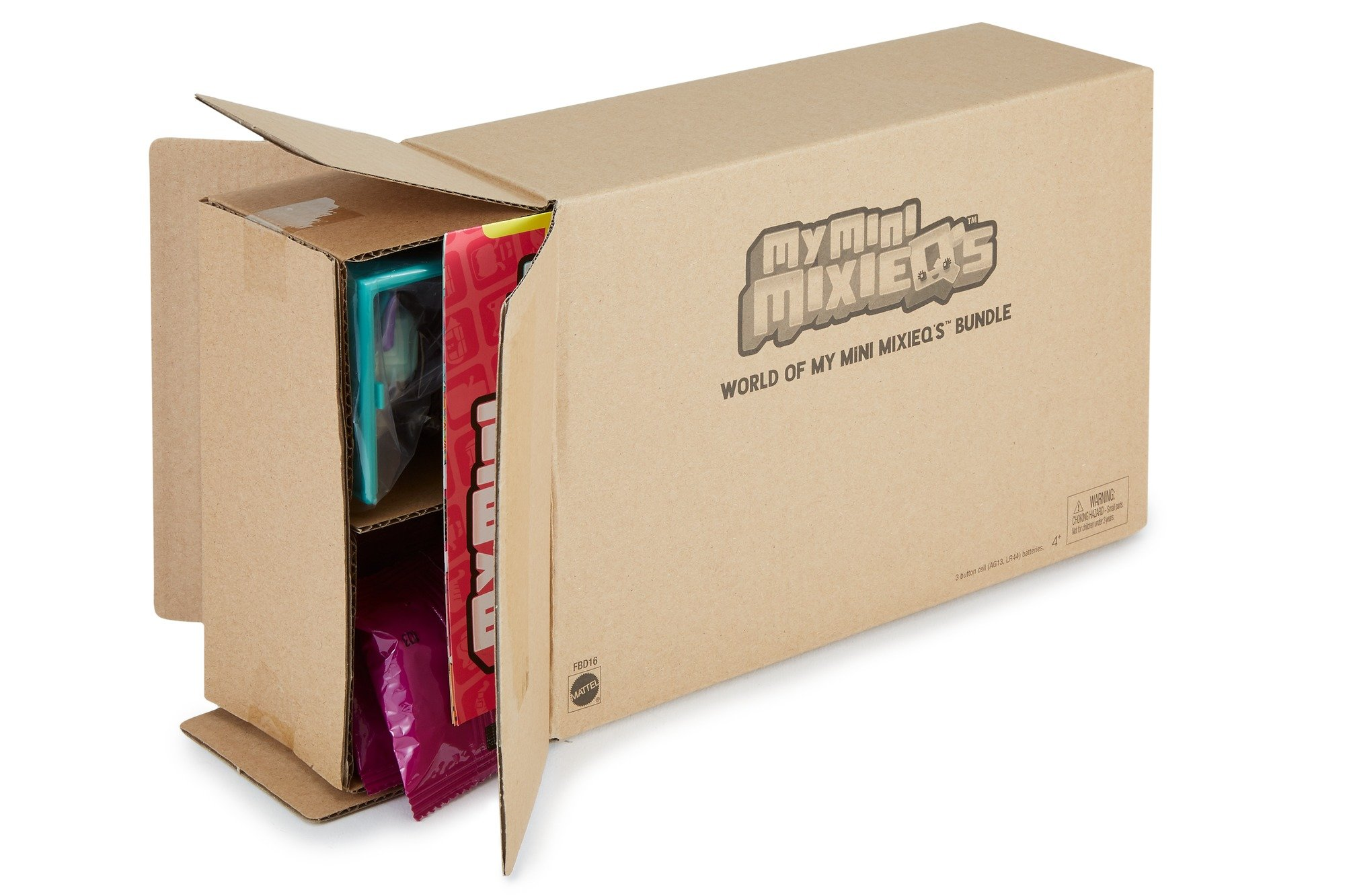 My Mini MixieQ's Bundle - Mini Rooms, Playsets, and Figures by My Mini MixieQ's (Image #8)