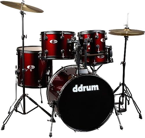 Ddrum D120B 5 Piece Drum Set