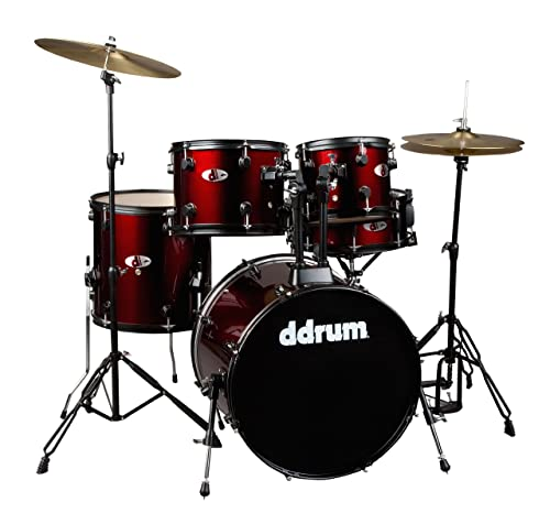 Ddrum D120B BR D Series 5 Piece Drum Set