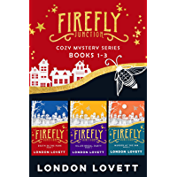 Firefly Junction Cozy Mystery Series: Box Set (Books 1-3) (English Edition)