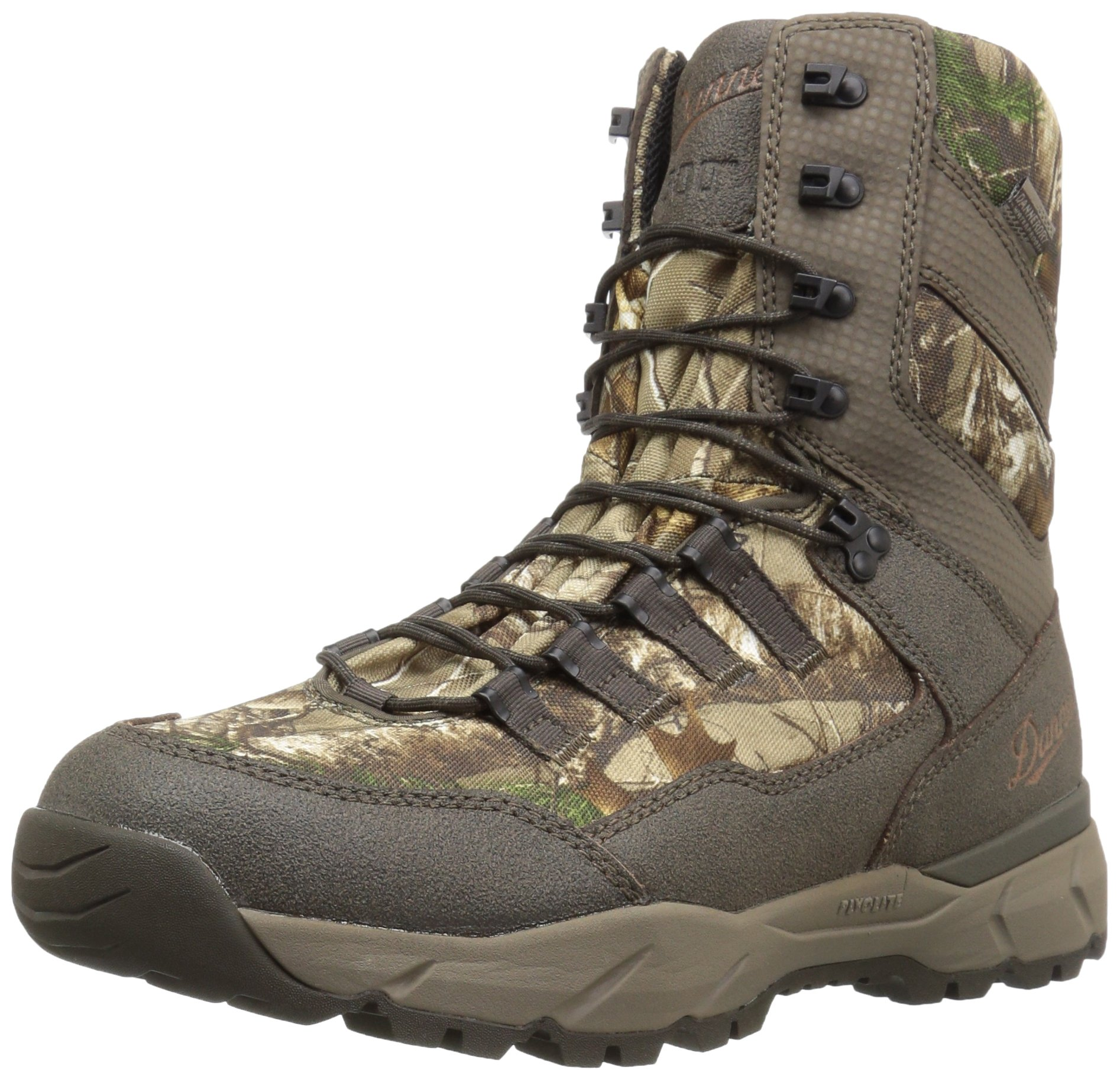 Danner Men's Vital Insulated 800G Hunting Shoes, Realtree Extra, 12 2E US by Danner