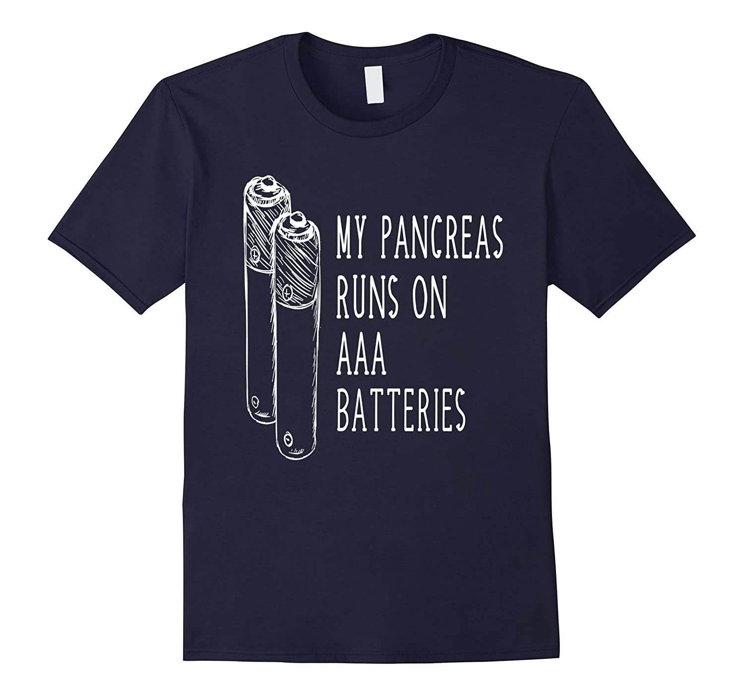 Funny Diabetes T-Shirt for Type 1 Diabetic #T1D-FL
