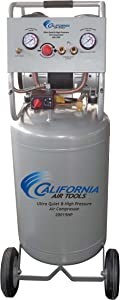 California Air Tools CAT-20015HP Ultra Quiet & Oil-Free 1.5 hp, 20 gallon 175 PSI Two Stage Air Compressor