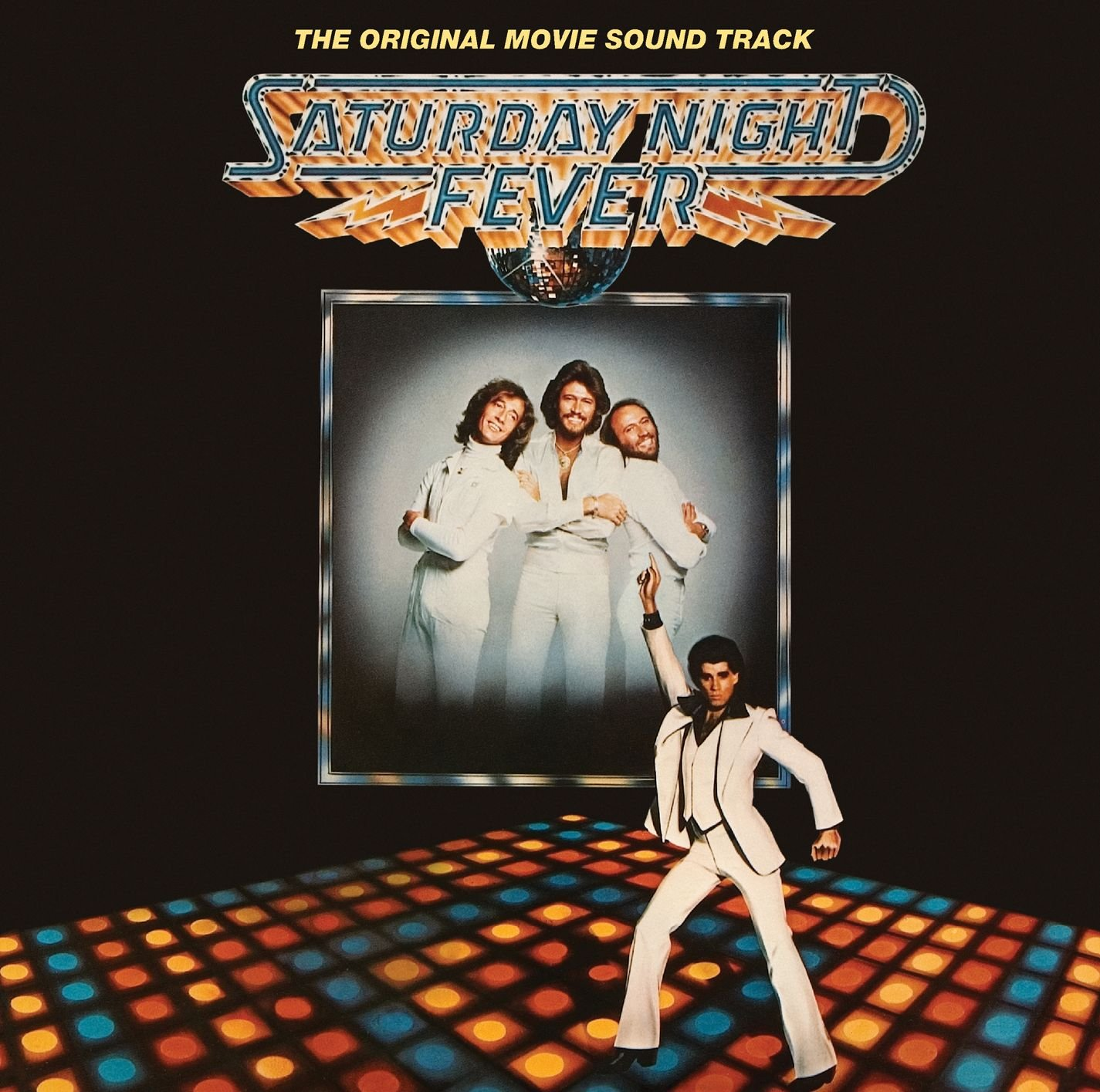 Saturday Night Fever/The Original Movie Soundtrack by Unknown