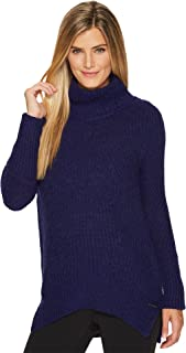 New Balance Women's Cozy Pullover Sweater Tempest Small