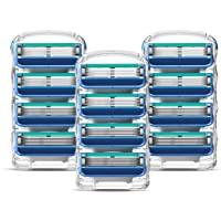 12-Count Gillette5 Men's Razor Blade Refills