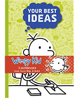 Wimpy kid do it yourself book revised and expanded edition diary diary of a wimpy kid 3 notebook set solutioingenieria Choice Image