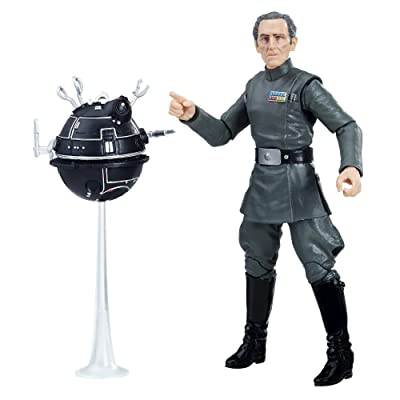 Star Wars The Black Series Grand Moff Tarkin 6-inch Figure: Toys & Games