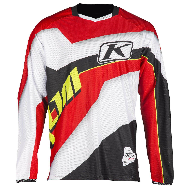 KLIM XC Lite Jersey LG Red