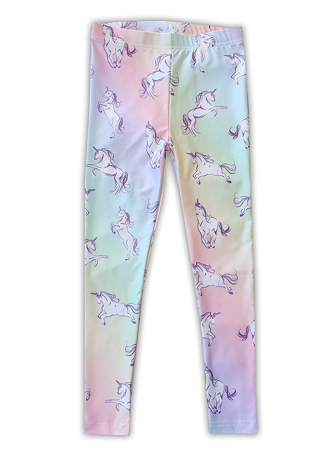 Pastel Unicorn Leggings