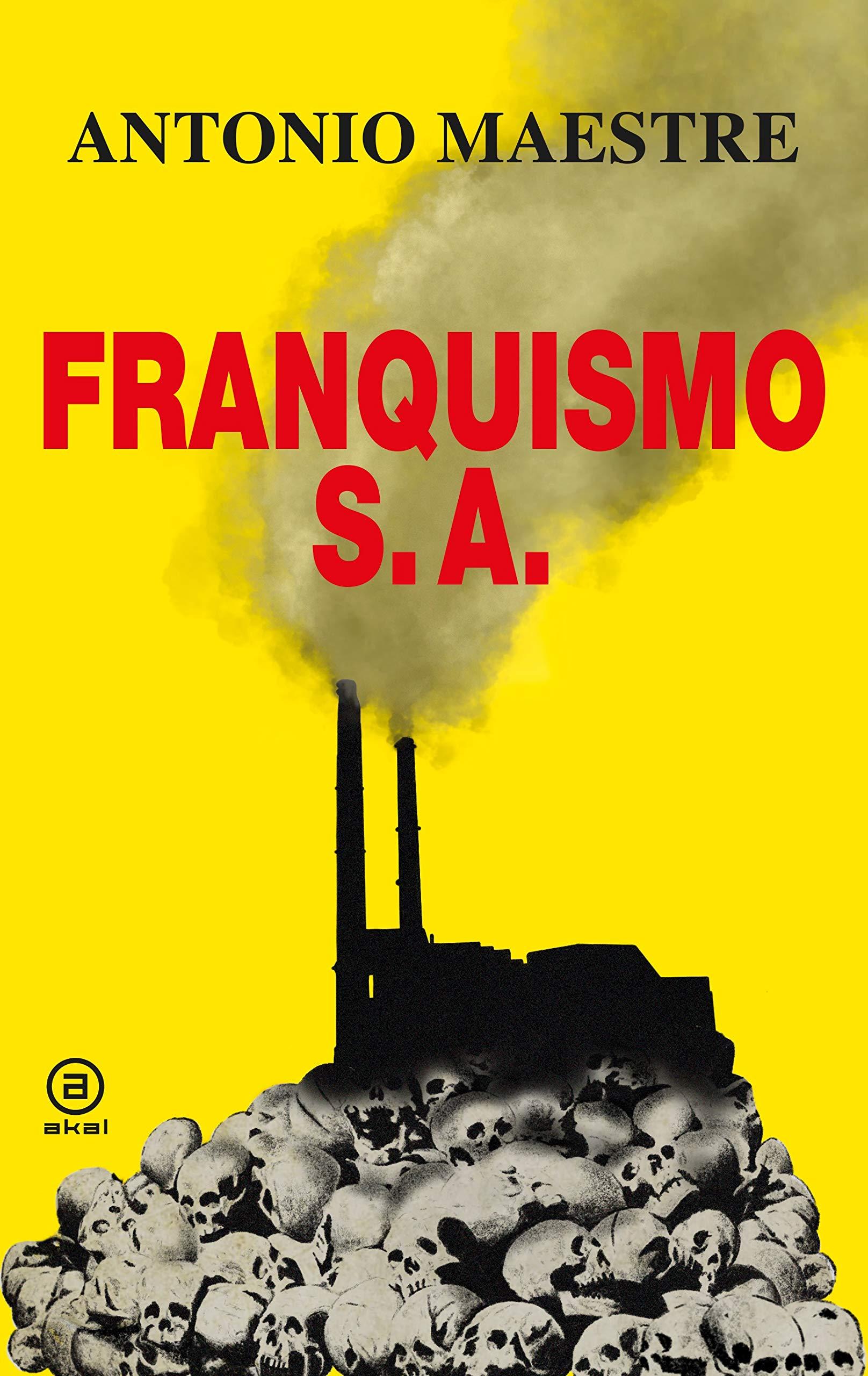 Franquismo S.A: 13 (Anverso): Amazon.es: Maestre Hernández, Antonio: Libros