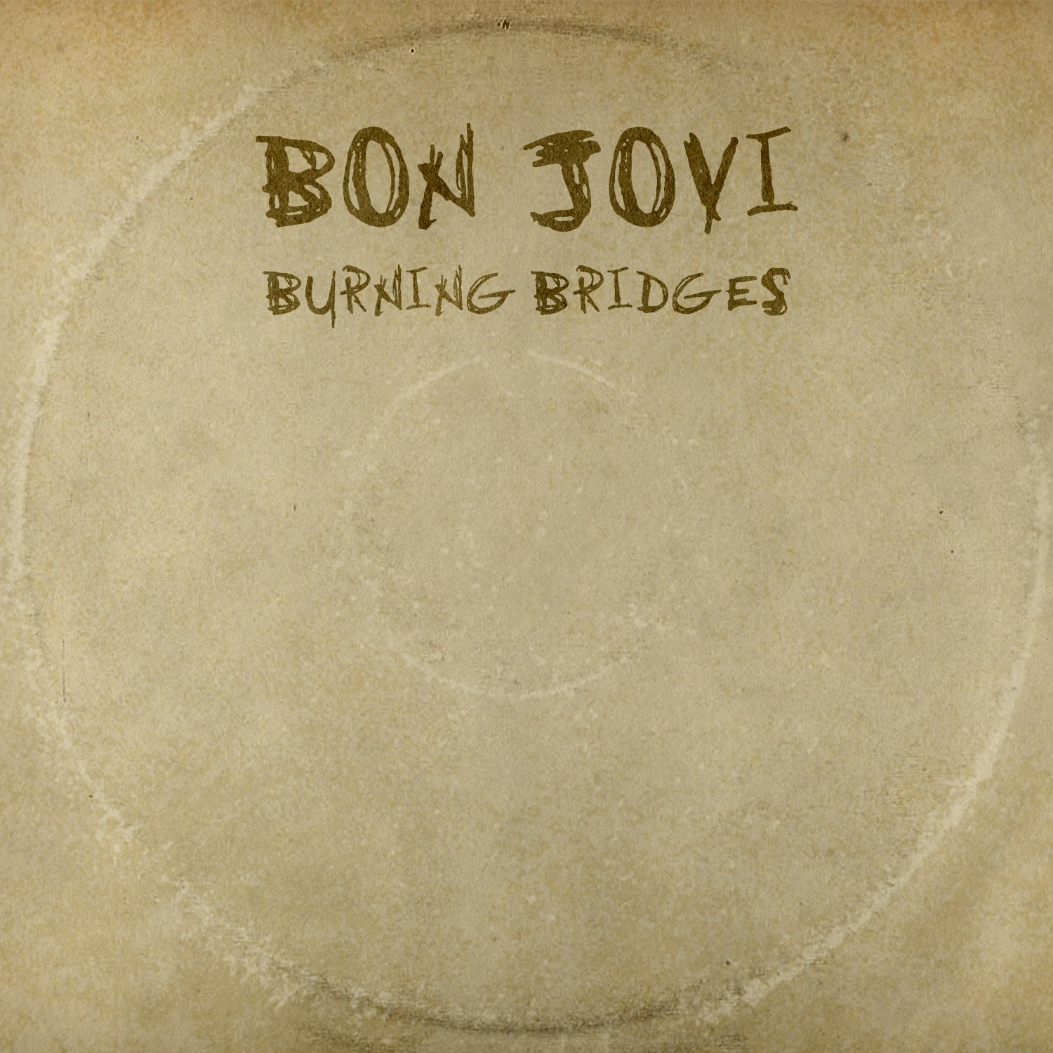 CD : Bon Jovi - Burning Bridges