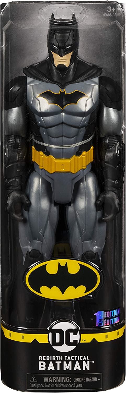 Multicolour 12-Inch Rebirth Tactical Action Figure BATMAN 6056690