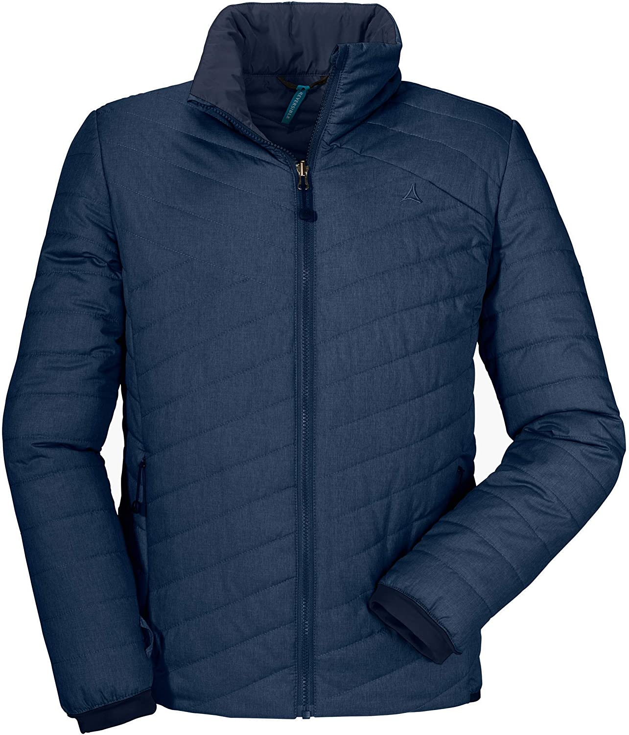 Schöffel Ventloft Jacket Adamont2, Piumino Termico Uomo dress blues